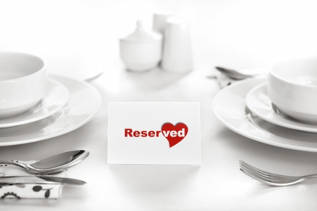 Reserved for Love photo