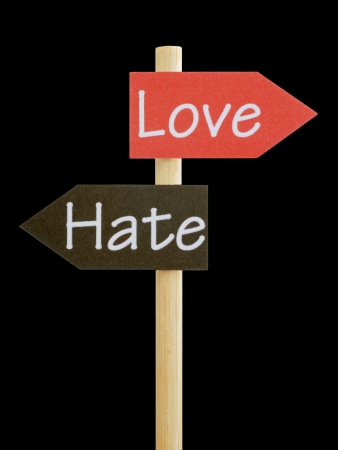 Emotional Dilemma Love and Hate