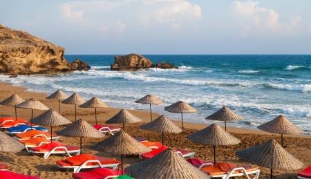 Sea Sun Beach Stock Photo