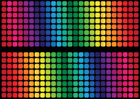 Rainbow Colors Stock Vector - 4019621