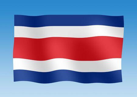 ethical: Flag Stock Photo