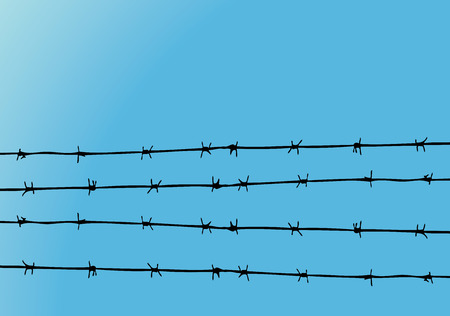 keepout: Barbed Wire