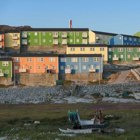 West Greenland Ilulissat Stock Photo - 139931372