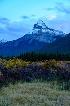 Pilot Mountain Banff, Alberta Kanada travel destination