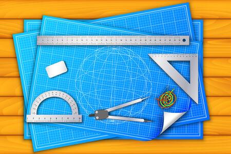 drafting tools: Architectural tools