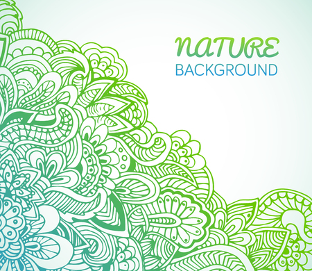 purification: Flat design of ecology, environment, green clean energy and poll
