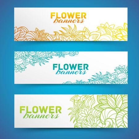 illustratio: abstract ornament flower background concept. illustratio Illustration