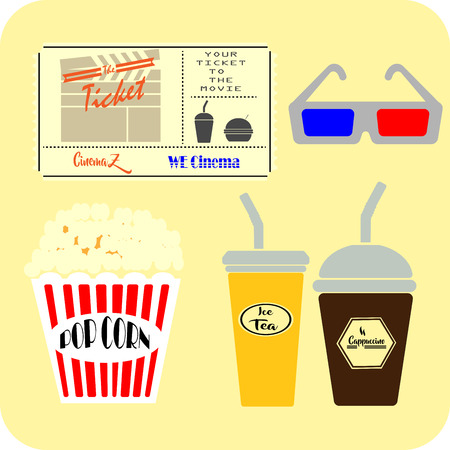 image cinema icon Illustration