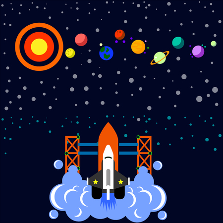 shuttles: space icon