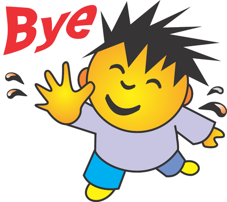 bye: bye bye
