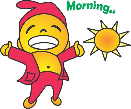 좋은 아침