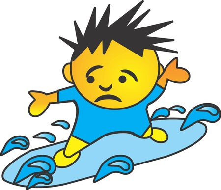 adrenalin: surfing
