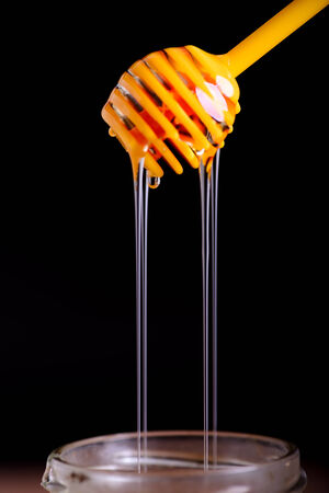 honey and lemon and vitamin c capsules