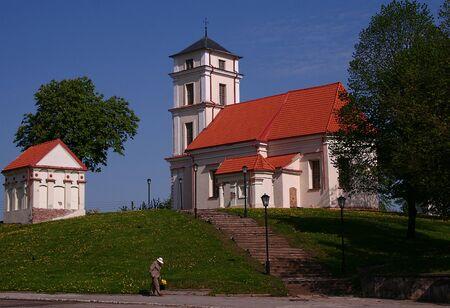 Lutheran Church in Kedainiai, Lithuania