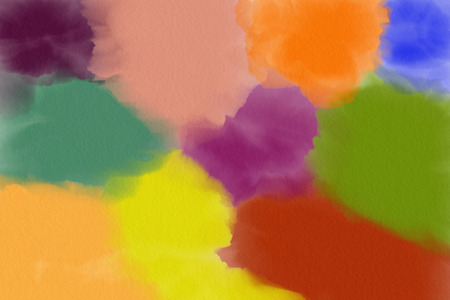 colorful paint: colorful paint background Stock Photo