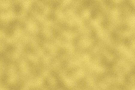 foil: gold foil background texture Stock Photo
