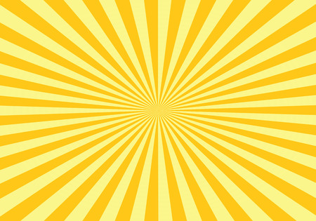 yellow and orange abstract starburst background Stok Fotoğraf