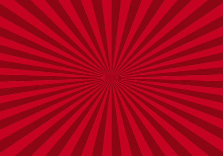 red abstract starburst background Banco de Imagens - 49178313