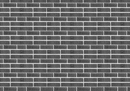 gray pattern: grey brick wall for texture background