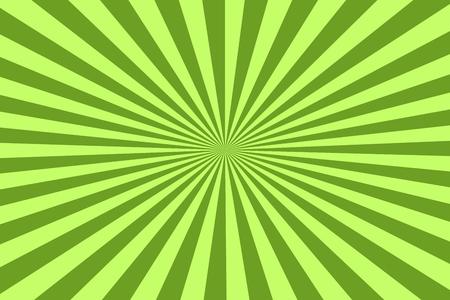 green background: green abstract starburst background