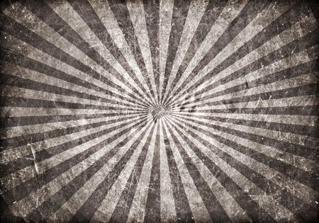 grunge abstract starburst background