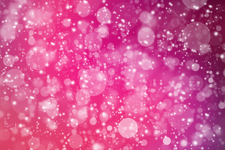 shine background: pink bokeh abstract background