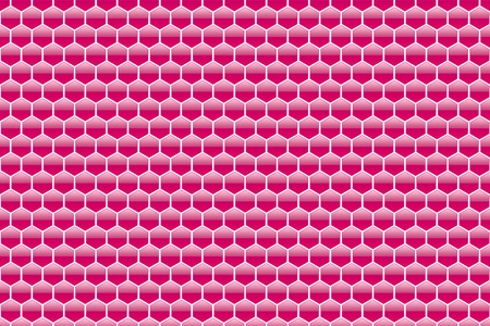 hot pink: abstract hot pink honeycomb pattern background