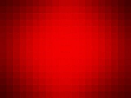 red abstract background - oil paint effect