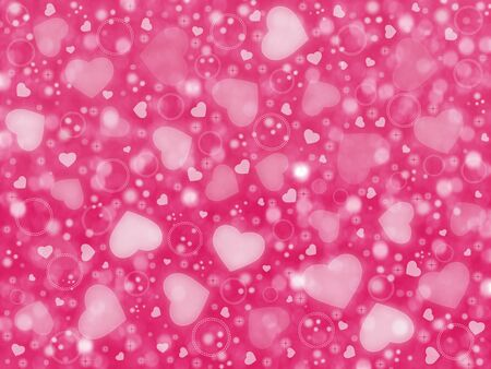 pink texture: Valentines day background Stock Photo