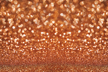 copper glitter texture abstract background