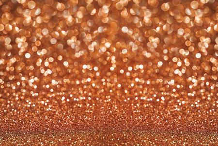 koper glitter textuur abstracte achtergrond