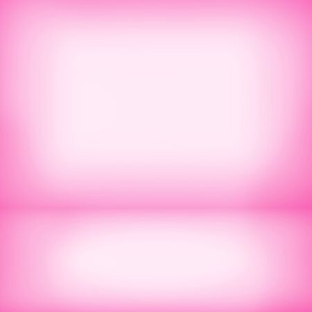 product display: pink gradient blur abstract background, used for display or montage of your products Stock Photo