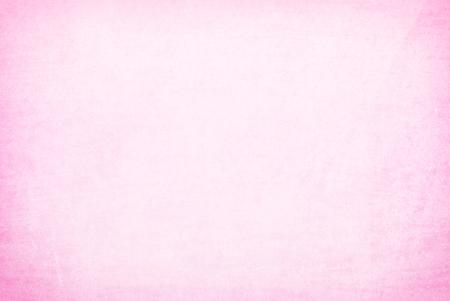 oude grunge roze papier achtergrond textuur Stockfoto