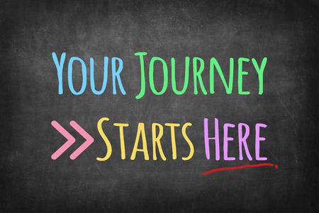 Il vostro viaggio inizia qui