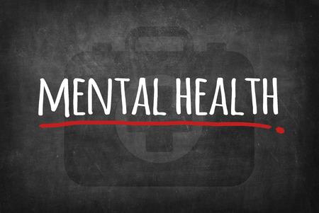 obsessive compulsive: mental health sign