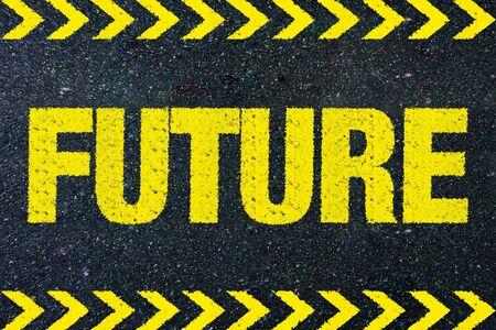 Future word on road