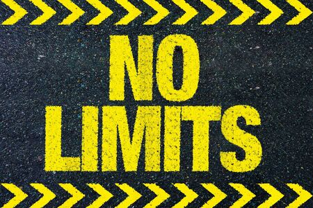 limits: No limits word on road