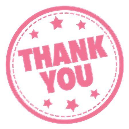 """agradecimiento: jalea palabra """"Gracias"""""""