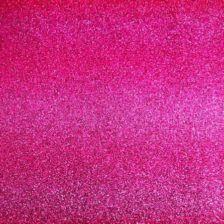 Pink glitter texture background
