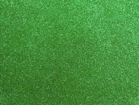 green background texture: green glitter texture christmas abstract background Stock Photo