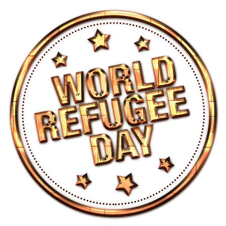 illegal immigrant: World Refugee Day
