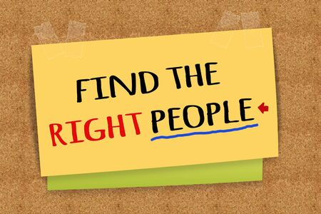 adverts: Find the right people