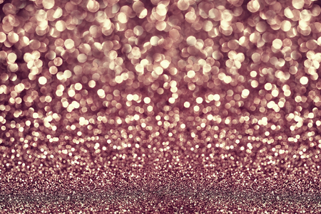rose gold glitter texture abstract background