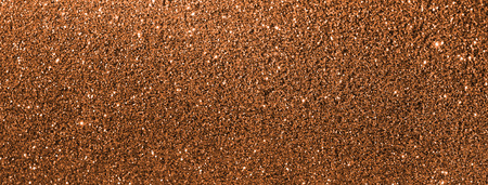 copper texture: copper glitter texture abstract banner background