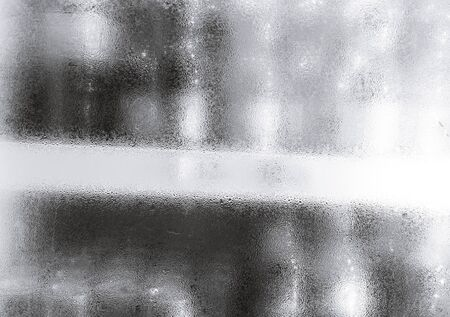 condensation: Condensation wall coolers, pop drink cooler in black and white