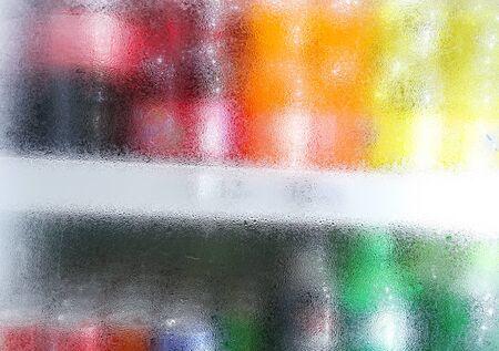 condensacion: enfriadores de pared de condensación, beber pop más fresco