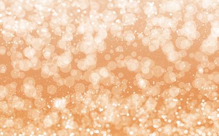rose gold gradient glitter bokeh background