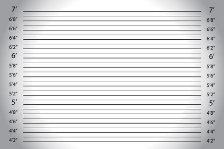 Vector, blanco, gris, pared, policía, alineación, Plano de fondo
