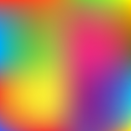 Abstract mixed colorful background, vector illustration  イラスト・ベクター素材