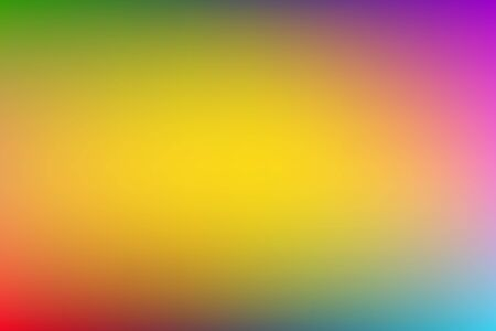 Colourful blurred abstract texture background vector illustration